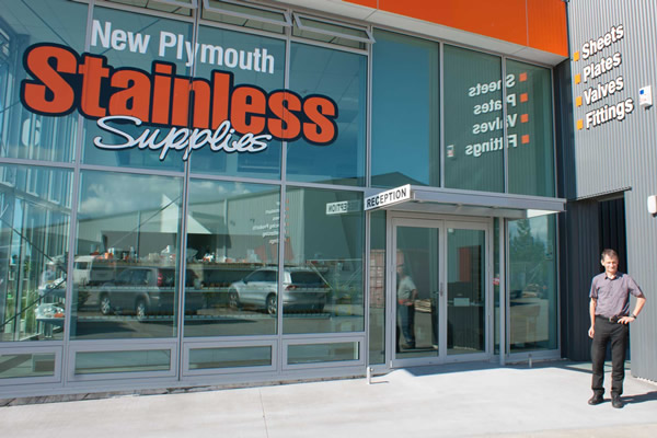Welcome to New Plymouth Stainless Supplies